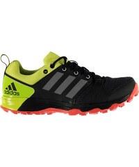 adidas Questar Trail Mens Running Shoes Black/Yellow