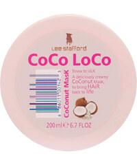 Lee Stafford Maske für geschmeidiges, weiches Haar Haarmaske 200 ml
