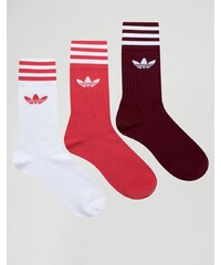 adidas Originals - Bunte Sportsocken im 3er-Pack, AY8708 - Mehrfarbig