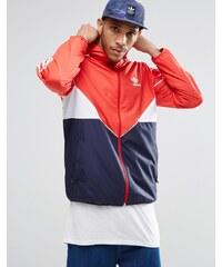adidas Originals - CRDO - Windjacke, AY7729 - Rot