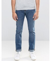 Reiss - Schmale Jeans mit Stretch-Anteil - Blau