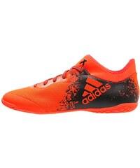 adidas Performance X 16.3 COURT Fußballschuh Halle solar red/core black