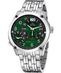 Jaguar Dual Time Herrenarmbanduhr J629/F