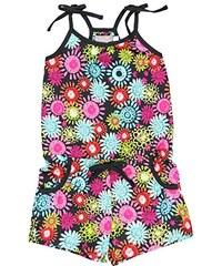 boboli Mädchen Overall Mono Punto Elástico Flores Pack, mehrfarbig (estampado flores), größe 6(116cm)