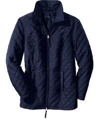 Große Größen: Classic Basics Jacke mit Hemdkragen, marine, Gr.38-56