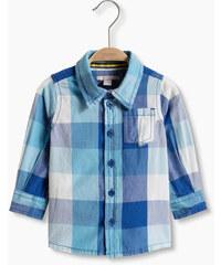 Esprit Basic károvaná košile, 100% bavlna