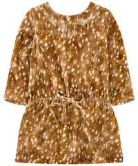 Anne Kurris Bedrucktes Kleid aus Samt Ann