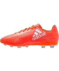 adidas Performance X 16.4 FXG Fußballschuh Nocken solar red/silver metallic/hires red