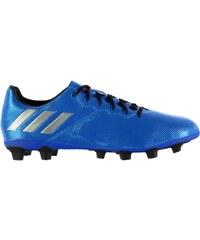 kopačky adidas F50 adiZero TRX FG Lthr Mens Shock Blue