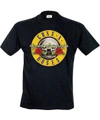 Universal Music Shirts Guns N' Roses - Logo 0904944 Unisex T-Shirt
