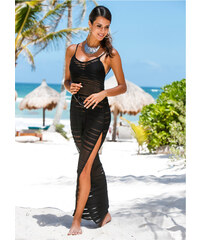 bpc selection Robe de plage noir femme - bonprix