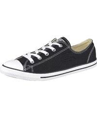 Große Größen: Converse Chuck Taylor All Star Dainty Ox Sneaker, Schwarz-Weiß, Gr.36-43