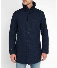 G-STAR Marineblauer Trenchcoat Garber