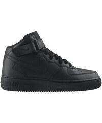 Nike Air Force 1 Mid (GS) - Baskets - noir