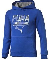 Puma Sweat à capuche - bleu