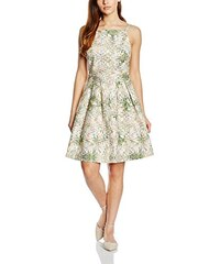 Almost Famous Damen Kleid Abstract Orchid Skater Dress