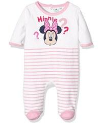 Disney Baby - Mädchen Schlafstrampler Minnie Mouse HO0377