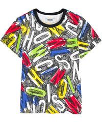 Moschino Bedrucktes T-Shirt