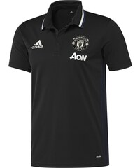 ADIDAS Polo MANCHESTER UNITED 16 black