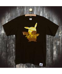 PANDEMIC Pánské seriálové tričko Pokemon: Go champion