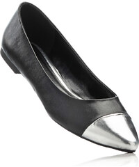 RAINBOW Ballerines noir chaussures & accessoires - bonprix