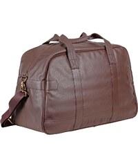 Cestovní taška Firetrap Blackseal Quilted pán. hnědá