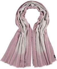 FRAAS Modalschal mit puristischem Muster in rosa