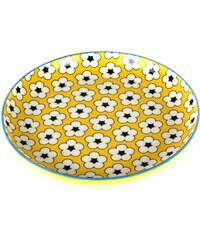Maxwell & Williams Cotton Bud talíř dezertní 18,5 cm žlutý