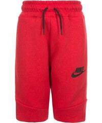 Nike Performance TECH FLEECE kurze Sporthose university red/black