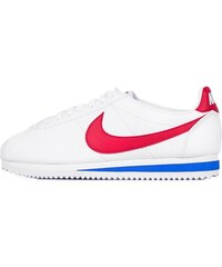 Sneakers - tenisky Nike Classic Cortez Leather WHITE/VARSITY RED_VRSTY RYL