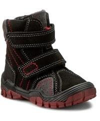 Kotníková obuv BARTEK - 71204-77G Černá