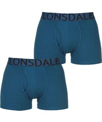 Boxerky Lonsdale 2 Pack pán.