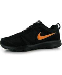 Sportovní tenisky Nike T Lite 11 Nubuck pán. černá/oranžová