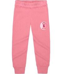 Mascha und der Bär Jogginghose rosa in Größe 104 für Mädchen aus 80% Baumwolle 20% Polyester