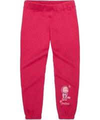 Mascha und der Bär Jogginghose pink in Größe 104 für Mädchen aus 80% Baumwolle 20% Polyester