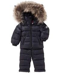 Moncler - Mauger Kinder-Daunen-Schneeanzug für Jungen