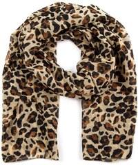 Art of Polo Šátek s leopardím vzorem