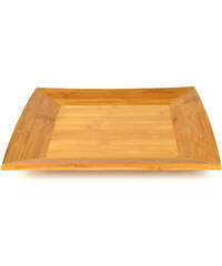 Maxwell & Williams Čtvercový dřevěný talíř Bamboozled 30x30cm