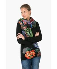 Desigual barevný šátek Valkiria