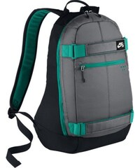 Batoh Nike SB embarca medium skateboarding backpack black/dark grey/rio teal ONE SIZE