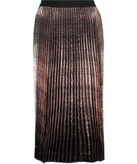 iBlues RAME Faltenrock copper