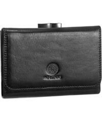 Kleine Damen Geldbörse KRENIG - 12009 Schwarz
