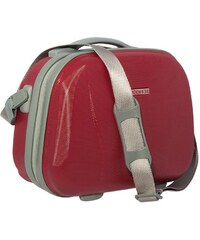 Henkeltasche PUCCINI - PCQM005-3 Rot Grau