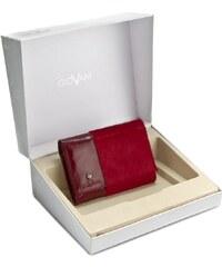 Große Damen Geldbörse GIOVANI - GV-240 Rot