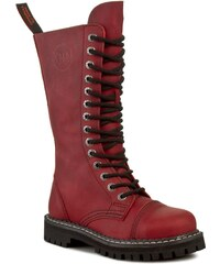 Springerstiefel KMM - 140 Crazy Red
