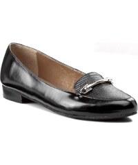 Lords Schuhe KOTYL - 2813 Czarny Tosca/Krokodyl