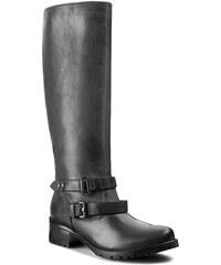 Stiefel PALAZZO - 1045 Szary F47