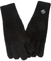 Damenhandschuhe ROCCOBAROCCO - Hong Kong RBGU0A706 Nero