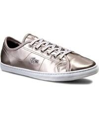 Halbschuhe LACOSTE - Ziane Sneaker Prc Spw 7-30SPW4112GG1 Gld/Gld