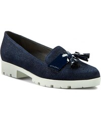 Lords Schuhe PALAZZO - 2343-MS57+9000 Dunkelblau